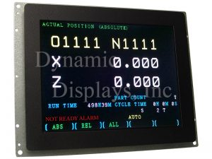 Okuma CNC Monitors