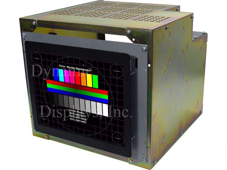 QES1510-032 - FANUC A61L-0001-0077, A61L-0001-0078, A61L-0001-0087, Matsushita TX-1204, Matsushita TX-1204AC & Matsushita TX-1208AA Color Monitor Replacement Monitor.