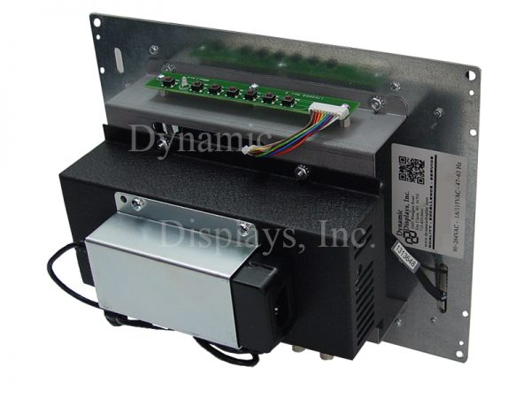 QES1510-045 Replacement LCD Monitor for Allen Bradley 8400 CNC Controls - Display Tech DS3200 - Open Frame