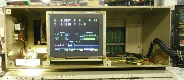 C-3470 Mazak Monitor - 8DSP40 Mazak Monitor - 26S-14O19L Mazak Monitor - CD1472-D1M Mazak Monitor Replacements - Installed