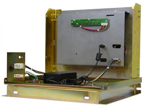 C-3470 Mazak Monitor - 8DSP40 Mazak Monitor - 26S-14O19L Mazak Monitor - CD1472-D1M Mazak Monitor Replacements - Rear View