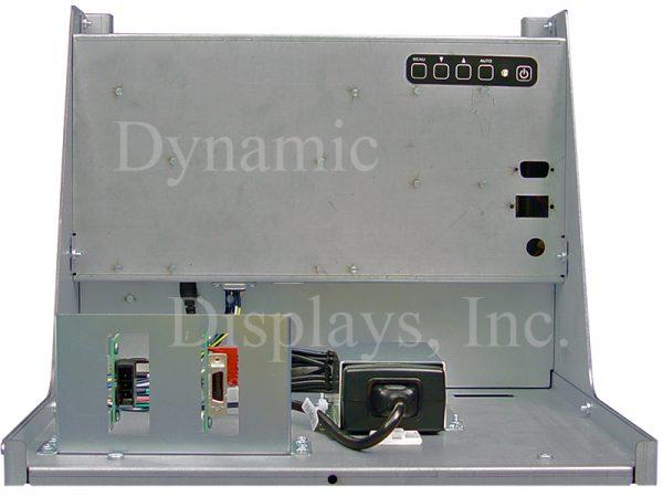 14 In Fanuc A61L-0001-0096, A02B-0163-C322 & Okuma OSP7000L Monitor Replacement - Rear View