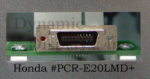 Honda MR-20M+ Fanuc: A02B-0163-C382, A02B-0163-C384 and A02B-0120-C092/MA