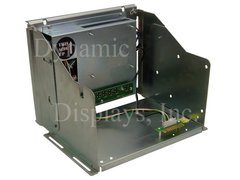 Omni Vision LP0915E2C-P31, Omni Vision LP0918L88, Selti Elettronica SL/6004, Selti Elettronica SL/7002C, Matsushita TR-9DD1B 9 In Green CRT Monitor Replacement - Chassis Provided by Customer.